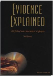 Evidence Expalined