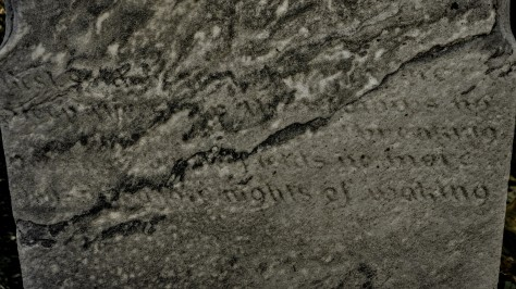 Luther's Headstone 1
