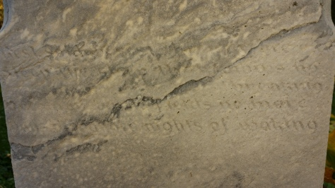 Luther's Headstone 2