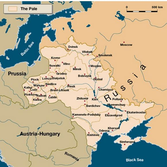 Russian Empire Included The