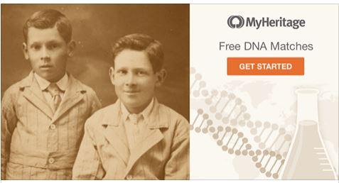 DNA My Heritage