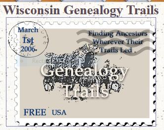 Wisconsin Genealogy Trails