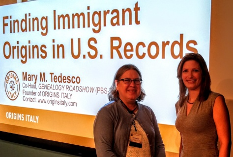 2017, July 8 Mary Tedesco & Vicki Hahn WSCG Conference, McHenry County College, IL