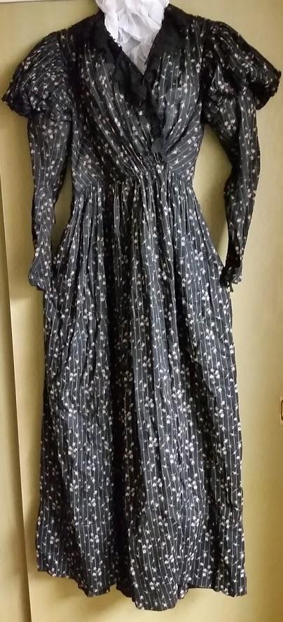 Lucy Adams dress 1