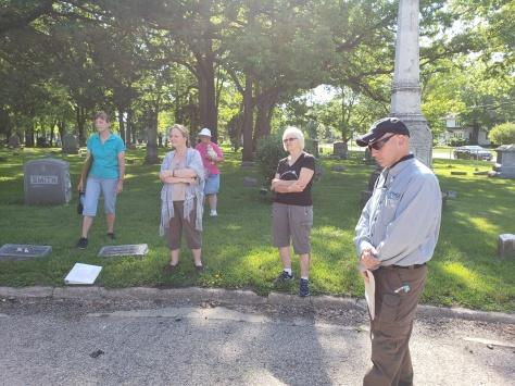Oakwood Cemetery Bob Pokorney