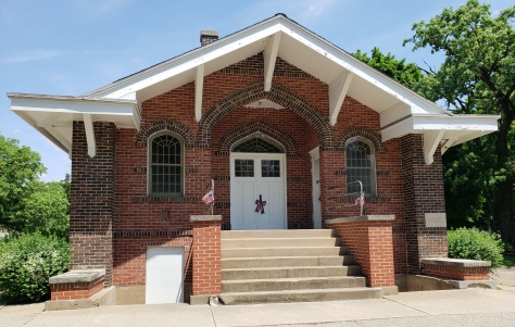 Oakwood Cemetery Chapel