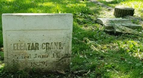 Oakwood Cemetery Crane