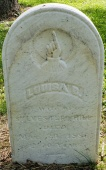 Oakwood Cemetery Headstone symbol 1