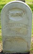Oakwood Cemetery Headstone symbol 2