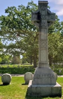 Oakwood Cemetery Headstone symbol 3