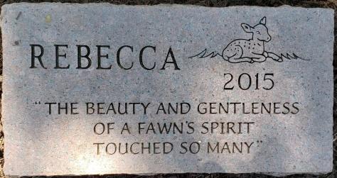 Oakwood Cemetery Rebecca Deer