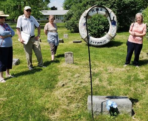 Oakwood Cemetery Titanic