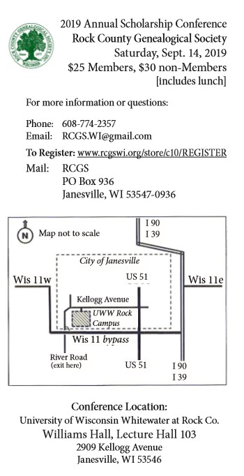 statelinegenealogyclub@yahoo.com – Vicki RUTHE HAHN ... on depere street map, 541 rush street map, uw map,